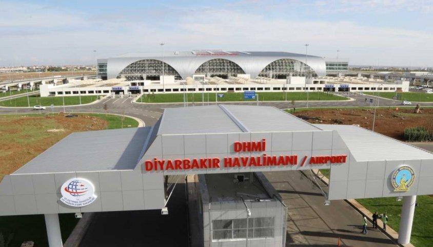 Diyarbakır International Airport (Diyarbakır)