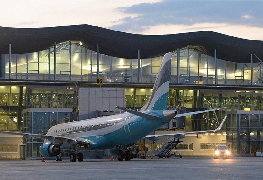 Boryspil International Airport Project (Ukraine)
