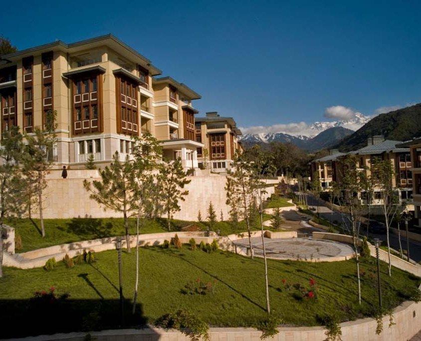 Arman Ville 1st Phase (Kazakhstan)
