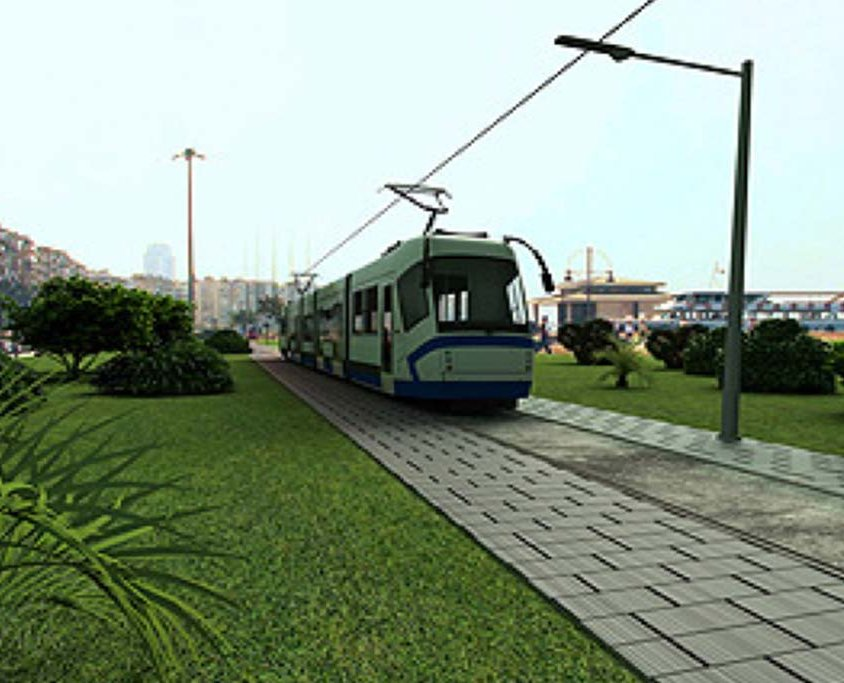 Tram Line Extension Project (Eskişehir)