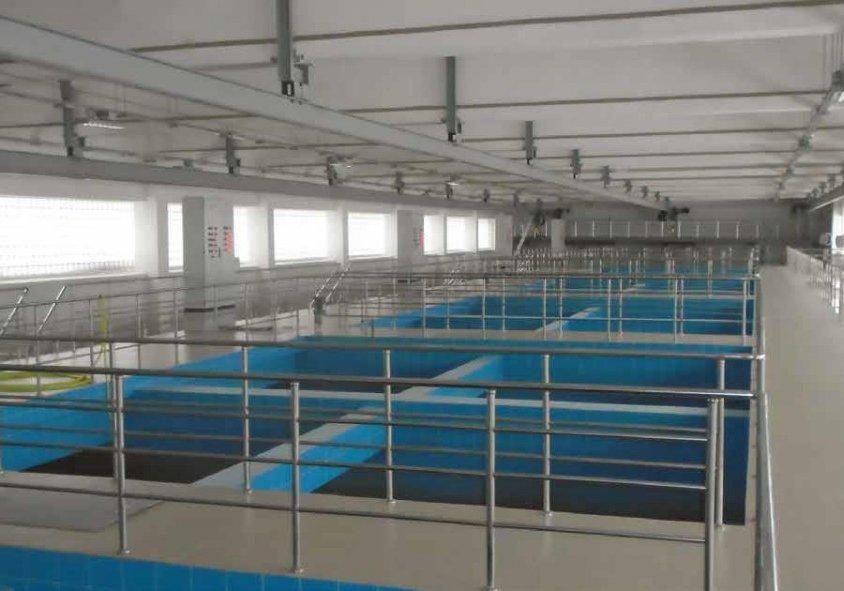 Astana Potable Water Filtering Station Reconstruction Works (Kazakhstan)