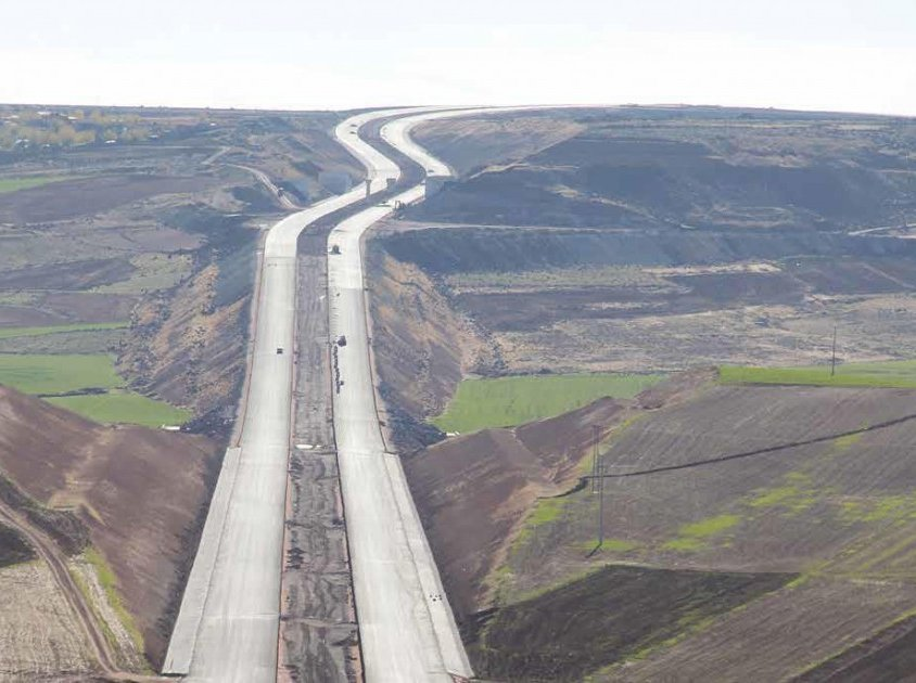 Diyarbakır South-West Access Road (GAP) Diyarbakır Airport Connection