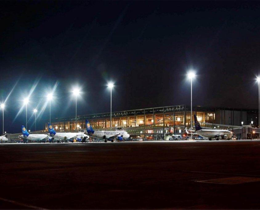 Dalaman International Airport New International Terminal (Muğla)