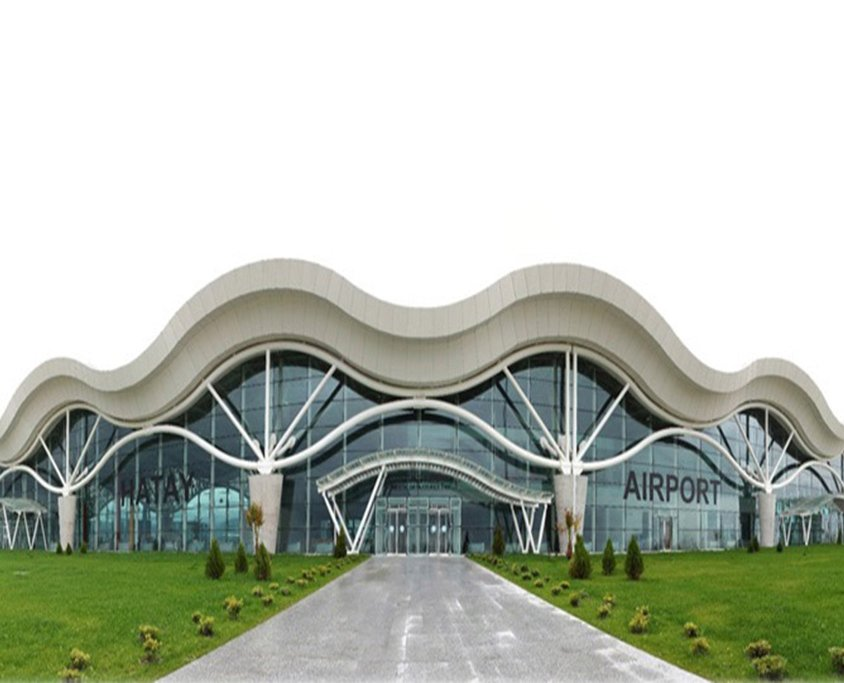 Hatay International Airport New Terminal Building (Hatay)