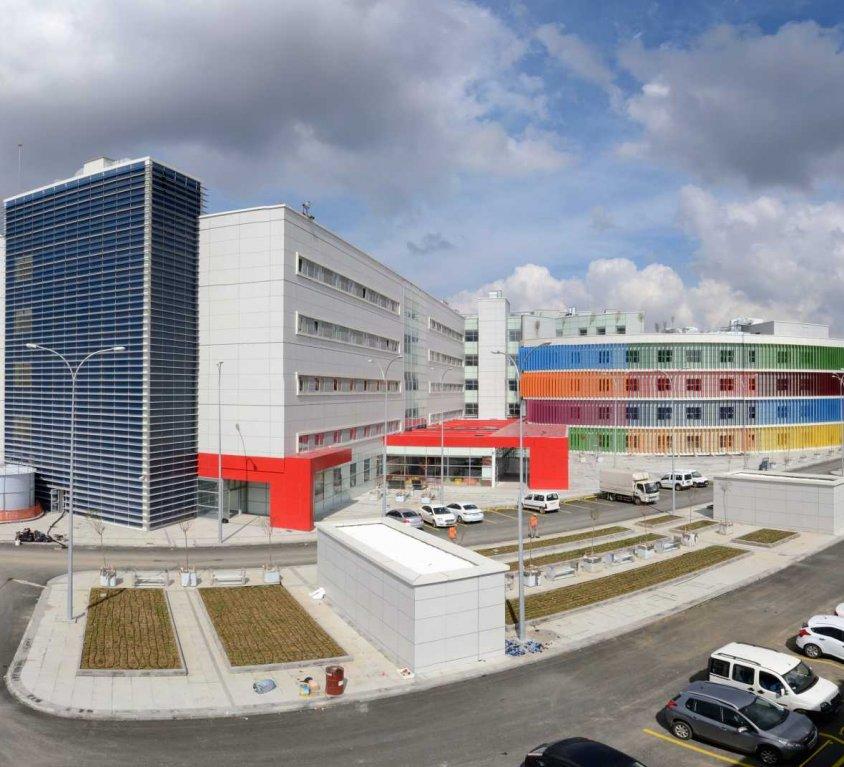Ümraniye Maternity and Pediatric Hospital (Istanbul)