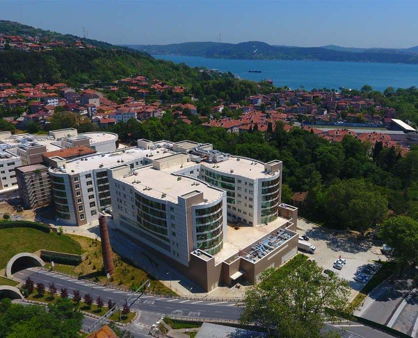 Sarıyer State Hospital – 350 beds