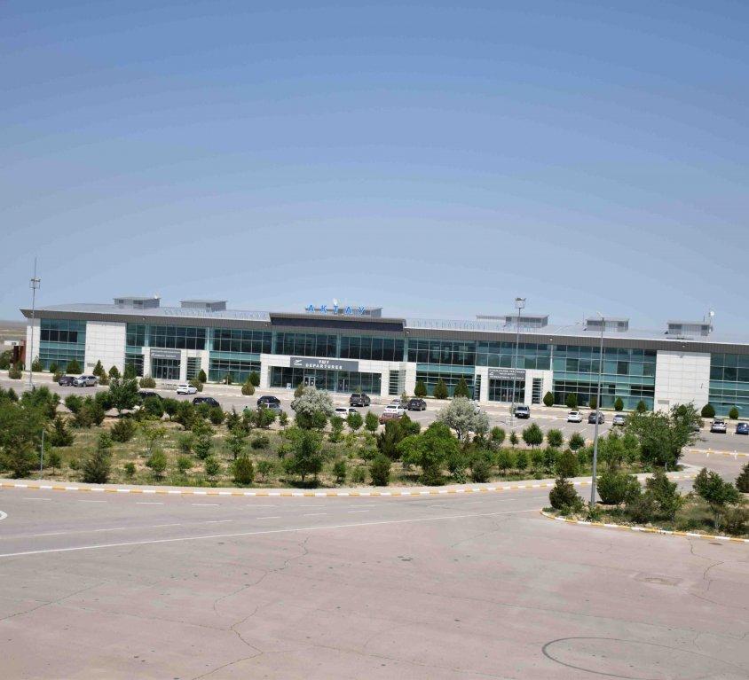 Aktau International Airport (Kazakhstan)