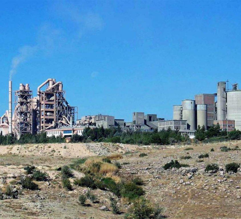 Cement Plant (Denizli)