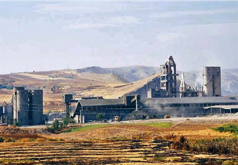 Ergani Cement Plant (Diyarbakır)