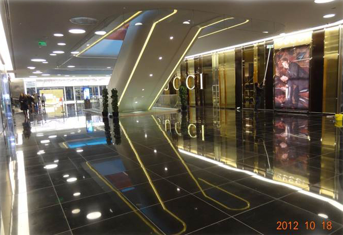 Esentai Shopping Mall (2012, Kazakhstan)