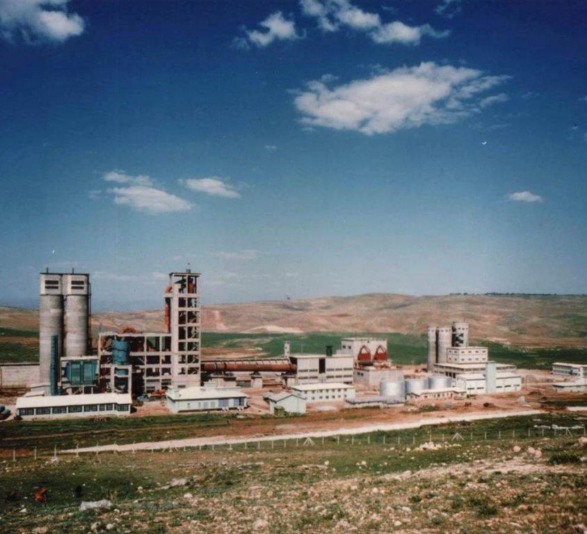 Kurtalan Cement Plant (Siirt)