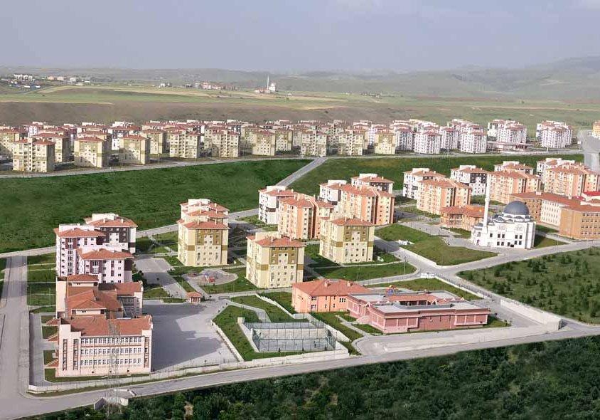 TOKI Amasya Merzifon Residences (512-units) (Amasya)