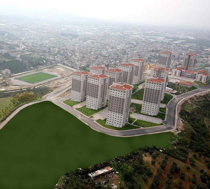 TOKI Bursa Kestel Residences (716-units) (Bursa)