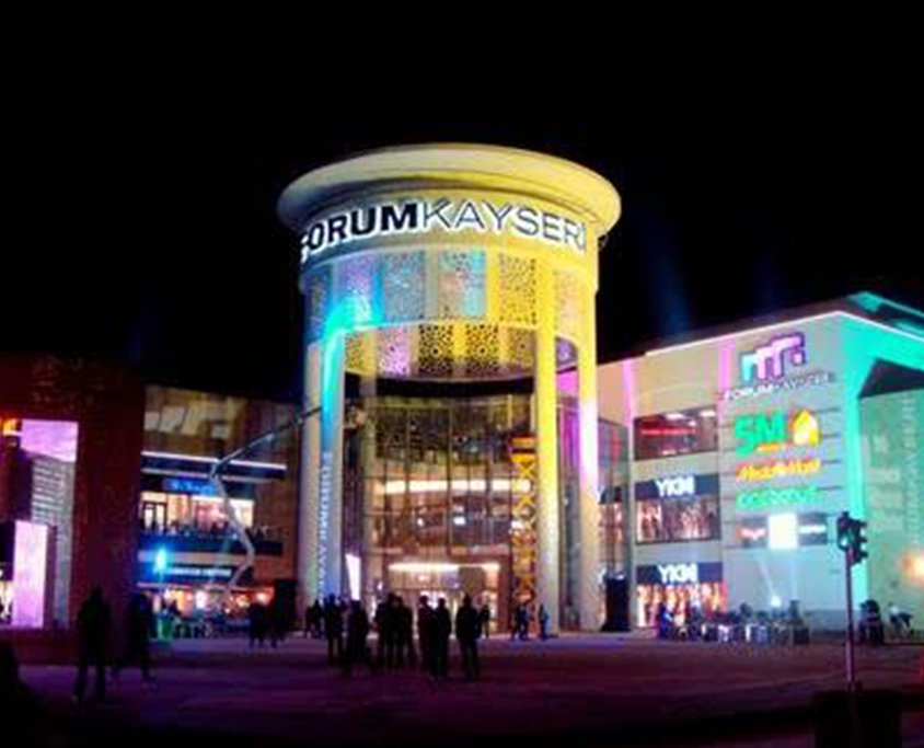 Forum Kayseri Shopping Mall (Kayseri)