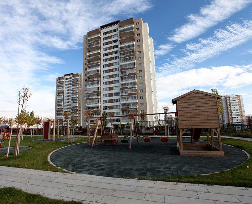 Nevbahçe Residences (Ankara)