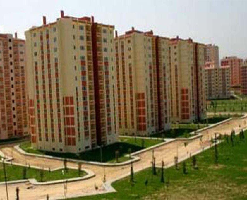 TOKI Yenişehir Residences (740-units) (Bursa)