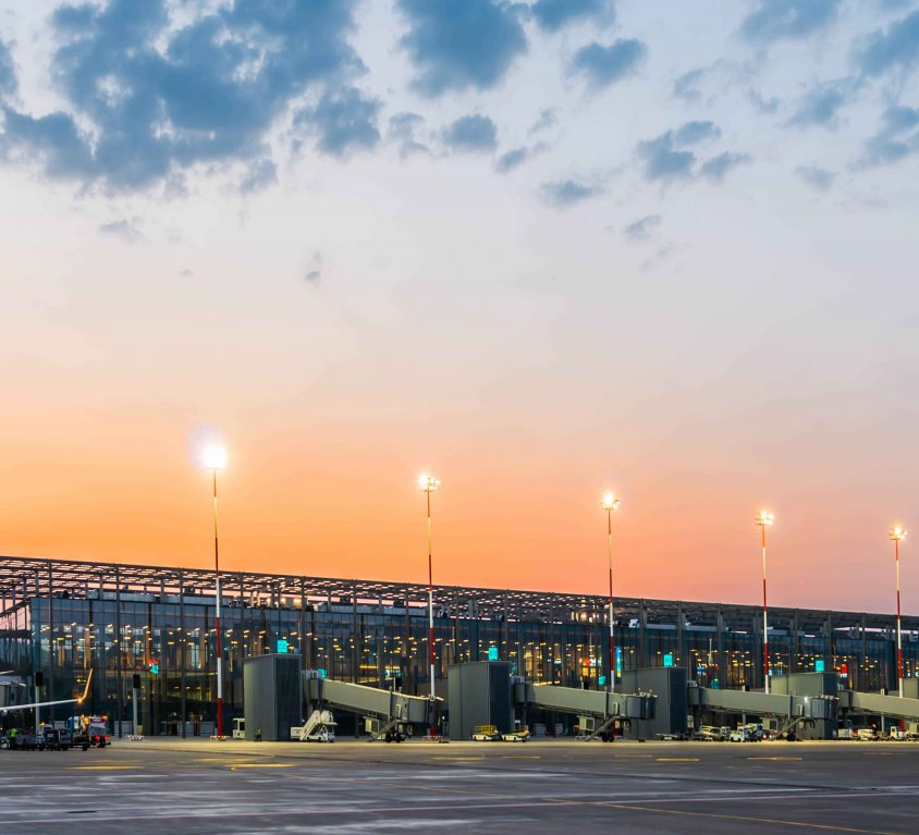 Dalaman International Airport New Domestic & International Terminals