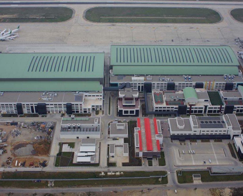 Sabiha Gökçen Havalimanı Havacılık Bakım Onarım ve Modifikasyon Merkezi (İstanbul)